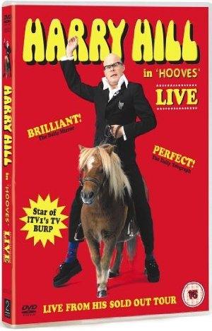 Harry Hill In Hooves: Live