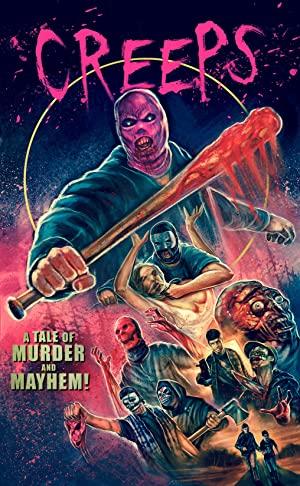 Creeps: A Tale Of Murder And Mayhem