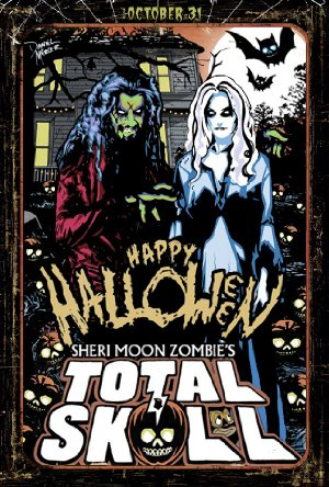 Total Skull Halloween