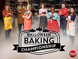 Halloween Baking Championship: Season 5