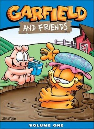 Garfield And Friends: Season 1