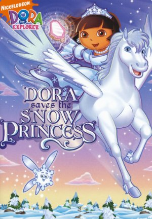 Dora Saves The Snow Princess