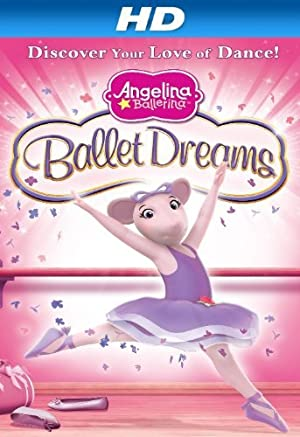 Angelina Ballerina: The Next Steps: Season 1