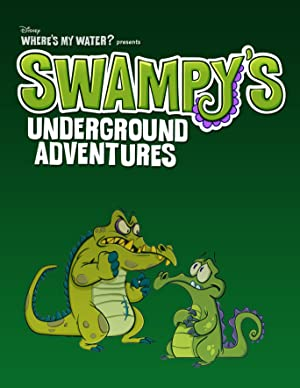 Where's My Water: Swampy's Underground Adventures