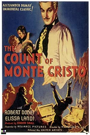 The Count Of Monte Cristo 1934