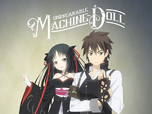 Machine-doll Wa Kizutsukanai Specials (dub)