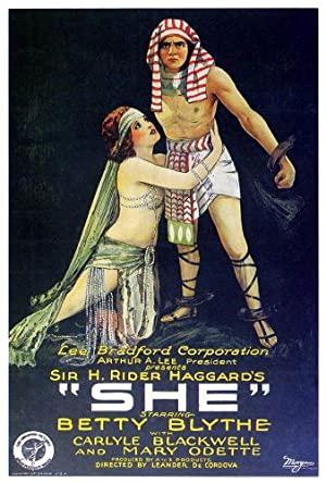 She 1925