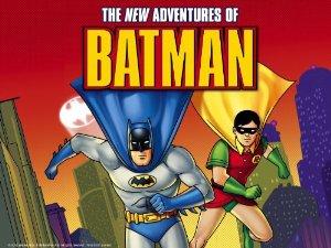 The New Adventures Of Batman: Season 1