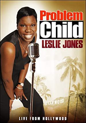 Problem Child: Leslie Jones