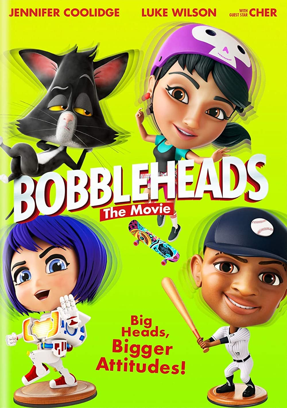Bobbleheads: The Movie