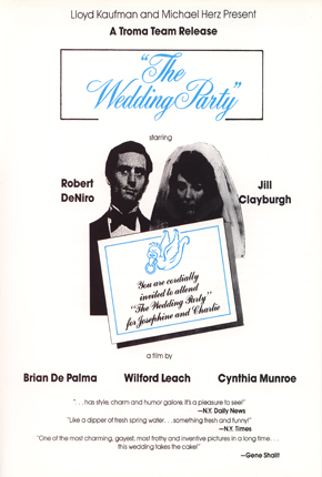 The Wedding Party 1969