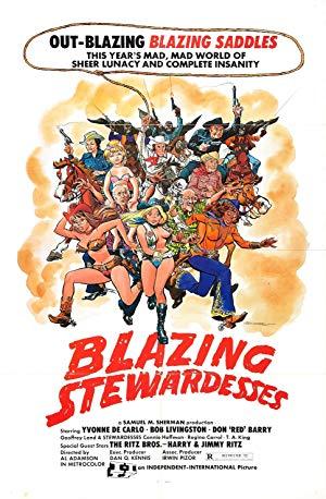 Blazing Stewardesses