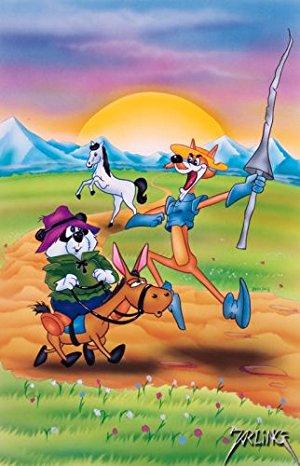 The Adventures Of Don Coyote And Sancho Panda: Season 1