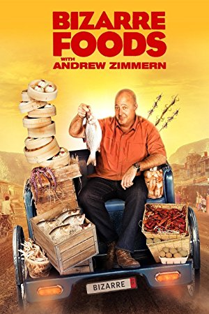 Bizarre Foods With Andrew Zimmern: Season 2