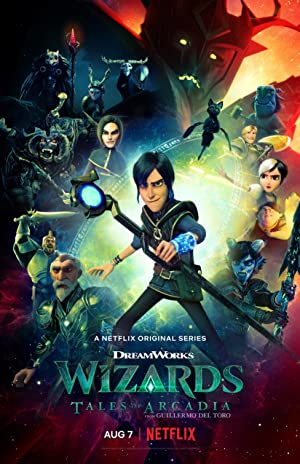 Wizards Tales Of Arcadia