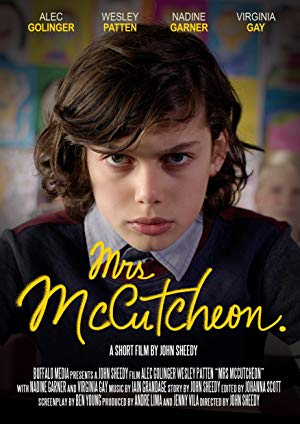 Mrs Mccutcheon