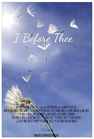 I Before Thee