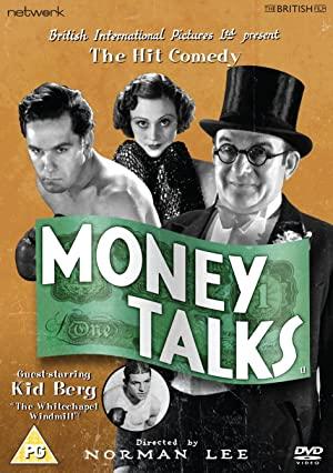 Money Talks 1933