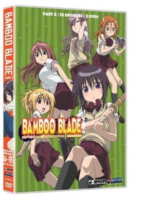 Bamboo Blade (sub)