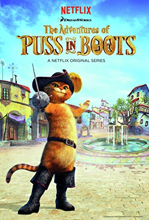 The Adventures Of Puss In Boots: Season 4