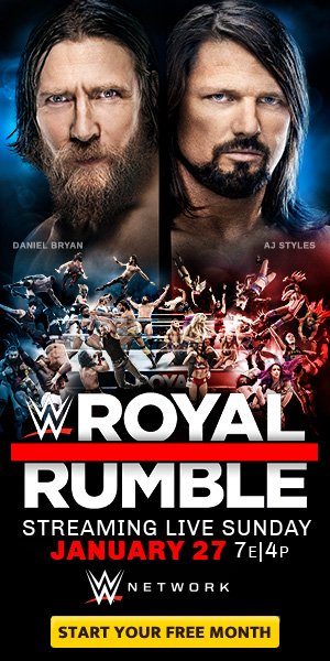 Wwe: Royal Rumble 2019