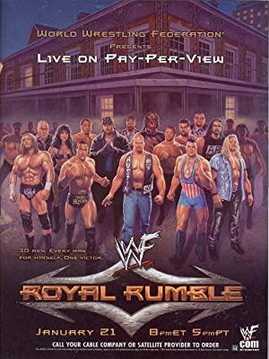 Royal Rumble 2001