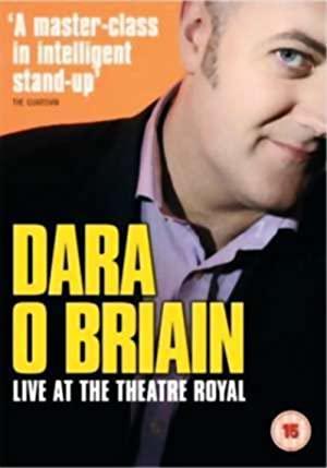 Dara O Briain: Live At The Theatre Royal