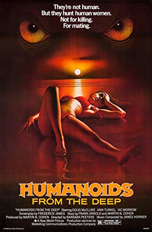 Humanoids From The Deep 1980