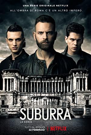 Suburra: Blood On Rome: Season 3