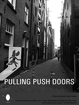 Pulling Push Doors