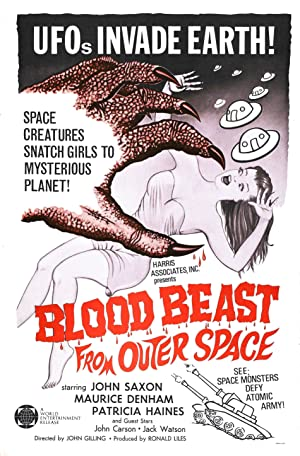 Blood Beast From Outer Space