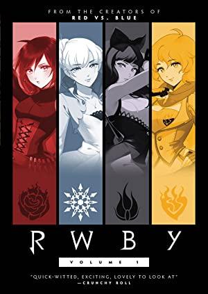 Rwby: Season 8