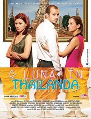 A Month In Thailand