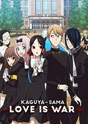 Kaguya-sama Love Is War 2nd Season