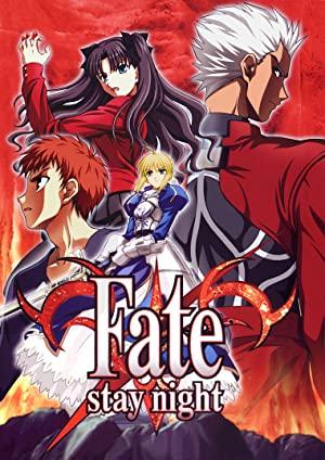 Fate/stay Night (dub)