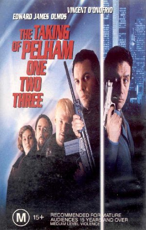 The Taking Of Pelham One Two Three (1998)