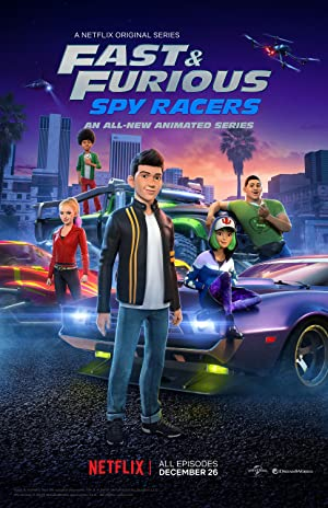 Fast & Furious Spy Racers: Season 4