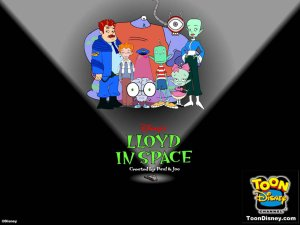 Lloyd In Space: Season 3