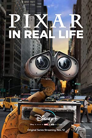 Pixar In Real Life: Season 1