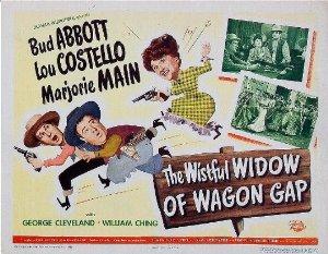 The Wistful Widow Of Wagon Gap