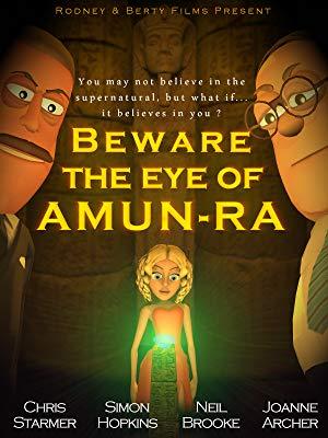 Beware The Eye Of Amun-ra