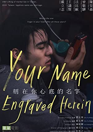 Your Name Engraved Herein