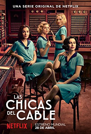 Cable Girls: Season 1