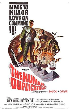 The Human Duplicators