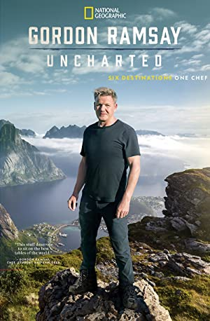 Gordon Ramsay: Uncharted: Season 1
