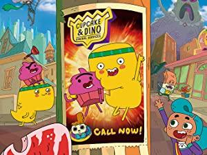 Cupcake & Dino: General Services: Season 1