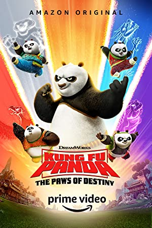 Kung Fu Panda: The Paws Of Destiny: Season 2