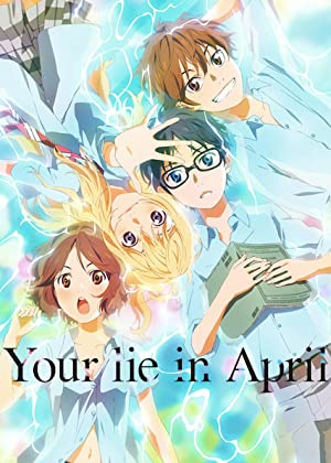 Your Lie In April (dub)