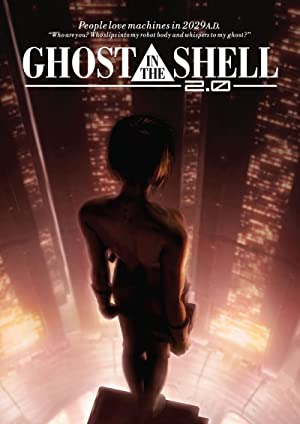 Ghost In The Shell 2.0 (sub)