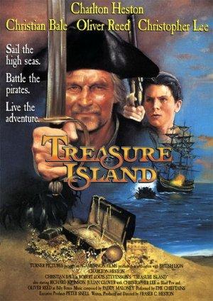 Treasure Island 1990